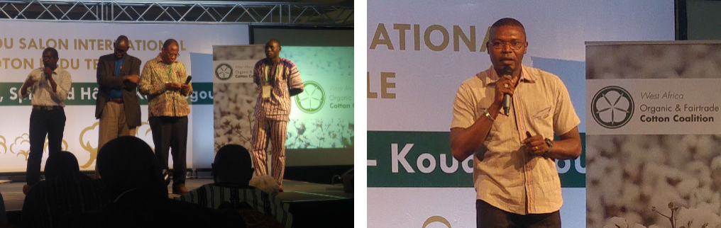 Organic Cotton Takes Center Stage At Burkina Faso's First International Cotton and Textiles Conference 4