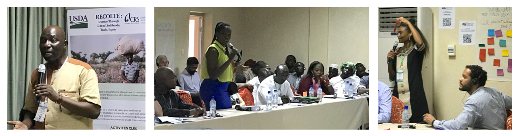 Organic Cotton Takes Center Stage At Burkina Faso's First International Cotton and Textiles Conference 1