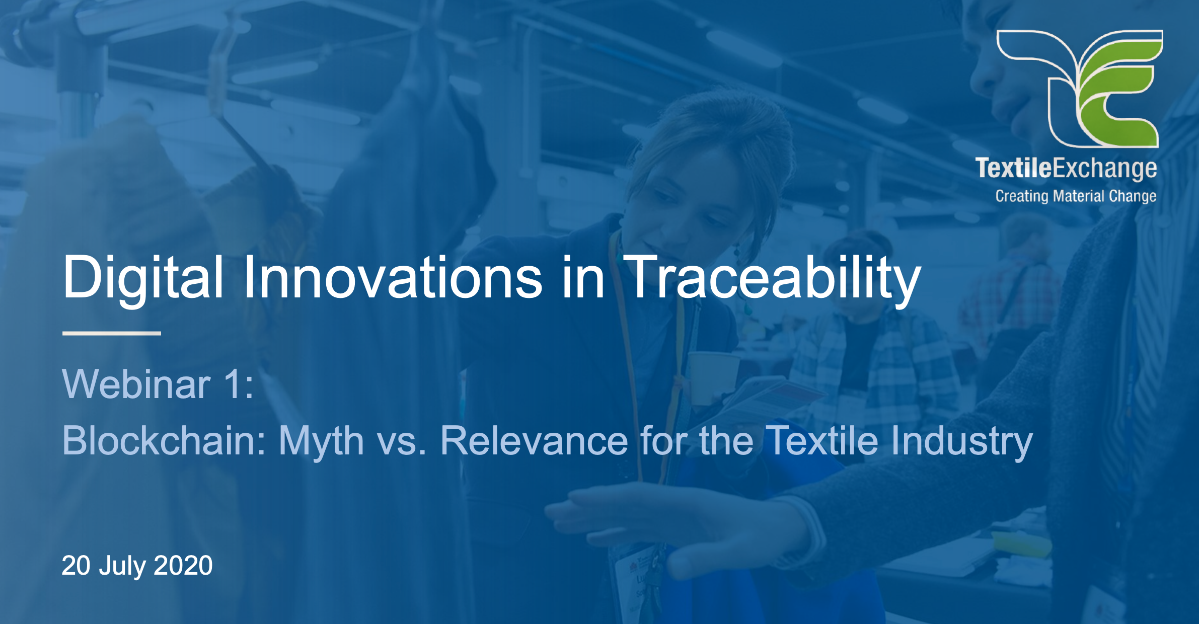Blockchain Myths vs. Relevance for the textile industry