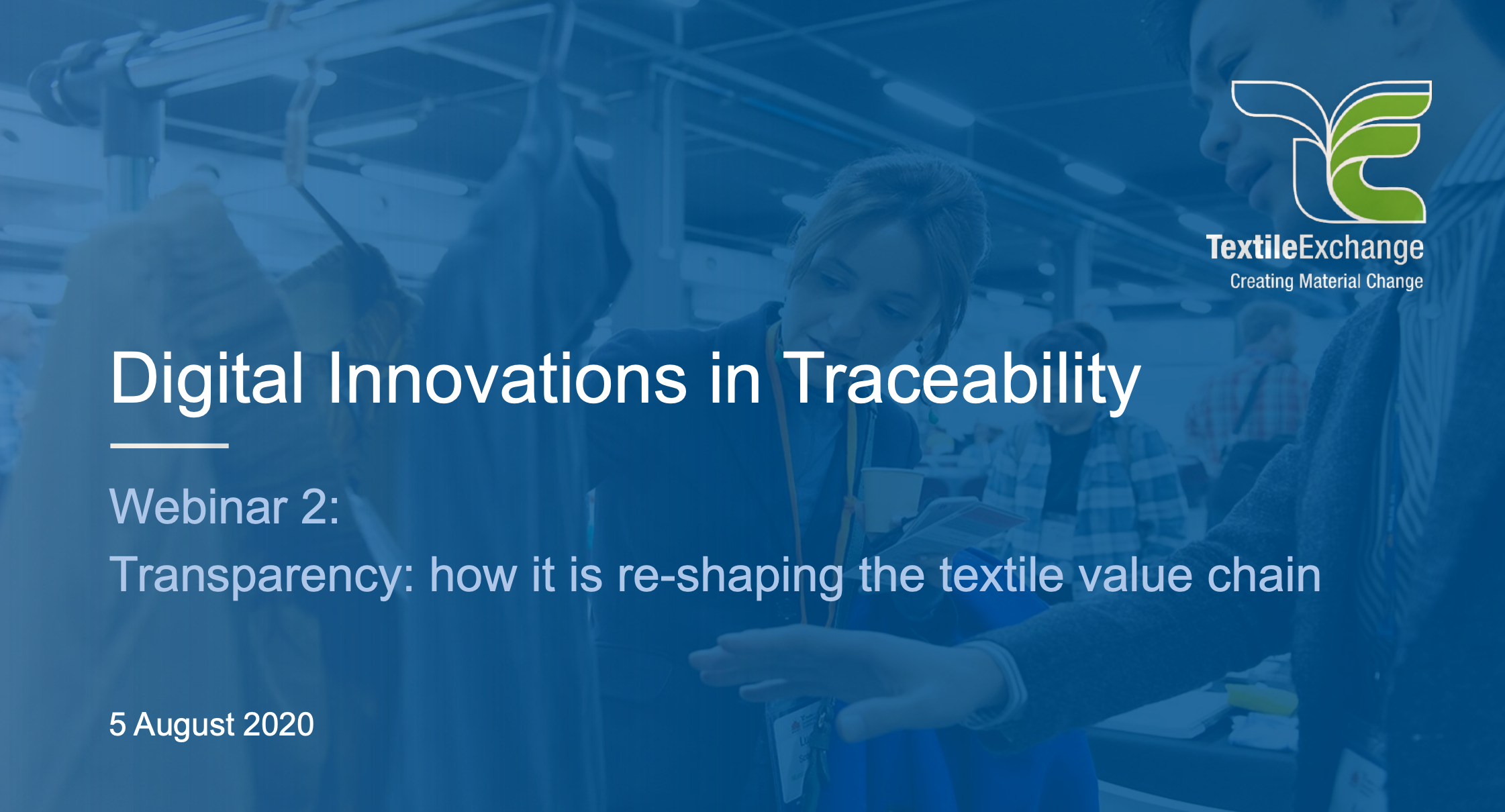 Digital Innovations in Traceability #2