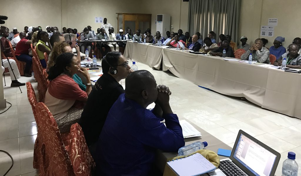 Organic Cotton Takes Center Stage At Burkina Faso's First International Cotton and Textiles Conference 7