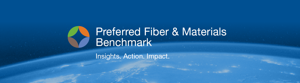Why the time is right for the Fiber & Materials Benchmark to step up and set the pace 1