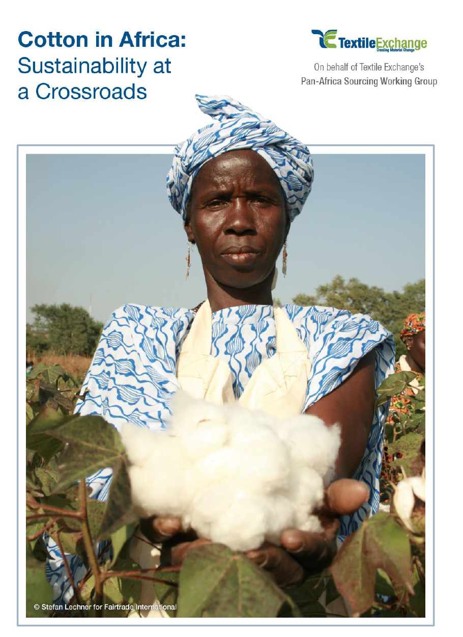 Cotton in Africa: Sustainability at a Crossroads 1